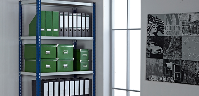 Everyday Shelving