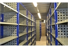 QB CLIPLESS SHELVING from Storage Design Ltd