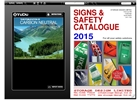 Sign catalogue available online