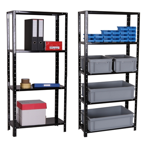 Bolted Metal Shelving Kits