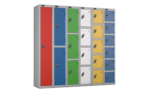 Probe Full Height Lockers
