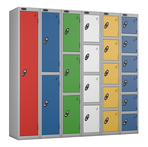 Warehouse Lockers