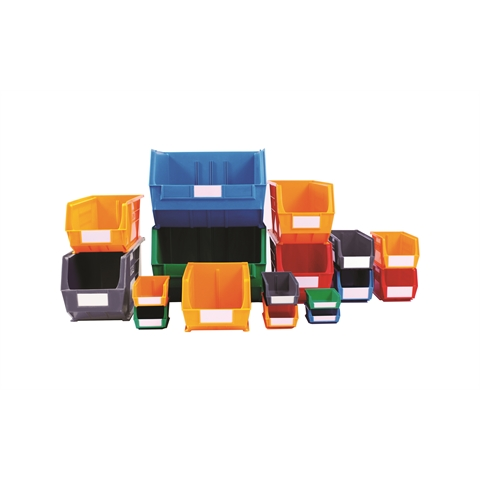 Coloured Linbins
