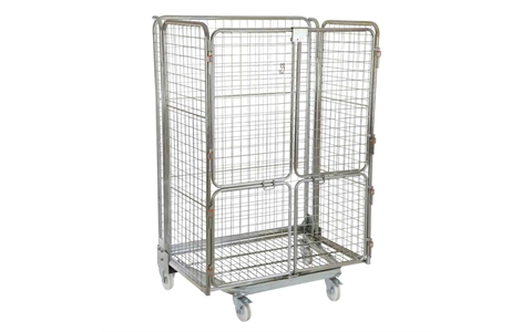 Jumbo Roll Cages