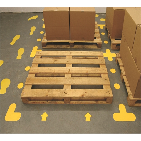 Warehouse Floor Signals