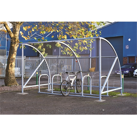 Cycle & Smoking Shelters