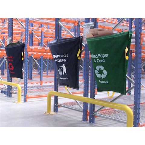 Recycling Racksacks