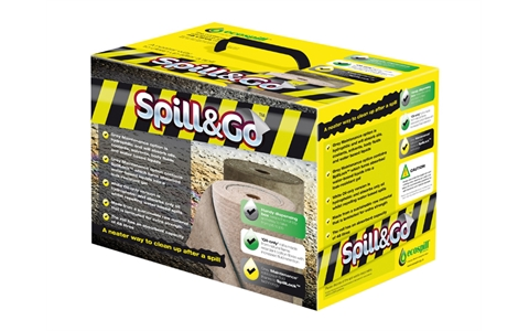 Oil Only Roll Spill & Go 36cm x 22m Ecospill H0803622