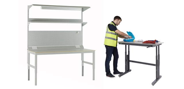 Ergonomic Height Adjustable Workbenches
